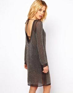 Needle & Thread Glint Midi Dress with Low Scoop Back on shopstyle.com