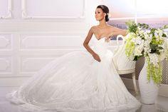 Welch ein Brautkleid