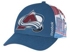 Amazon.com  NHL 2014-2015 Youth Playoff Hat (Colorado Avalanche)  9f027f7541db