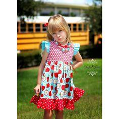 Antique Fair Dress 1