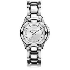 Karl 7 36 mm Silver IP Stainless Steel Unisex Watch