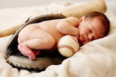 Great boy newborn shot.