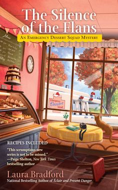 The second delectable Emergency Dessert Squad Mystery from the national…