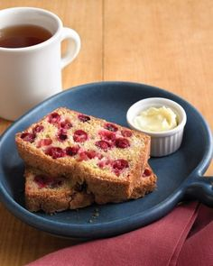 "See the ""Cranberry Bread"" in our Fresh Cranberry Recipes gallery"