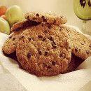 Galletas de espelta, coco y chocolate a la naranja | #Recetas de cocina | #Veganas - Vegetarianas  ecoagricultor.com