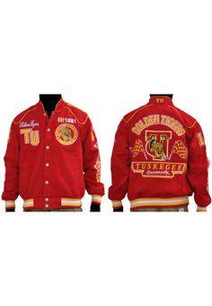 Dear Santa  Product: Tuskegee University Twill NASCAR Jacket