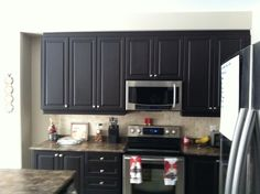 New Custom made Cabinets and Kitchen