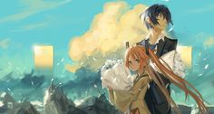 20140731 by on DeviantArt Black Bullet, Suit And Tie, Anime Shows, Anime Style, Flowers In Hair, In This World, Animation, Deviantart, Manga