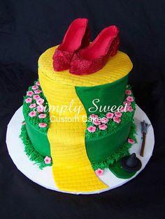 Cake idea- look Jeralyn Beinvenu!!!!!!