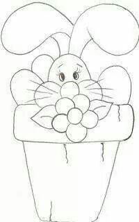 Lapin de Pâques... ...