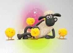 Shaun the Sheep Easter ecards
