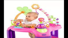Bright Starts Sweet Safari Bounce-a-Round Activity Center Review
