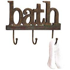 Bath Wall Hook