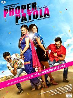 Proper Patola Punjabi Movie - Neeru Bajwa, Harish Verma & Yuvraj Hans