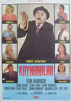 """"""" Kaynanalar """" Kantar Ailesi. T Movie, Film Posters, Old Movies, Old Pictures, Childhood, Culture, Memories, Humor, History"""