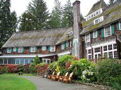 Lake Quinault Lodge, Olympic National Park, WA