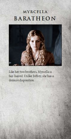 Game of Thrones images Myrcella Baratheon wallpaper and background photos Game Of Thrones Images, Game Of Thrones Facts, Got Game Of Thrones, Game Of Thrones Quotes, Game Of Thrones Funny, Winter Is Here, Winter Is Coming, Hbo Got, Game Of Thrones Instagram