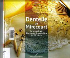 dentelle de Mirecourt