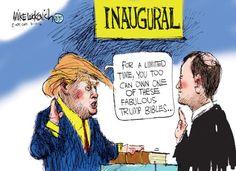 Donald Trump Cartoons: Donald Trump Infomercial
