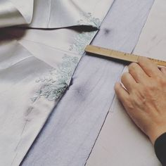 Another Hanbok in the making! All Hanboks are made in our shop in Philadelphia by our owner/designer. DM us and learn how! Philadelphia Shopping, Philadelphia Usa, Mint, How To Make, Handmade, Design, Hand Made, Peppermint