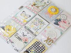 Maggie Holmes Bloom Themed Pocket Letter