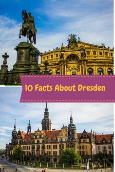 10 Fun Facts about Dresden and the Saxony area