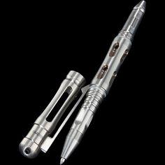 MecArmy TPX22 Titanium Tactical Pen (No Tritium)