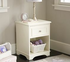 Fillmore Nightstand #PotteryBarnKids  need for Moira's room-minus the price tag