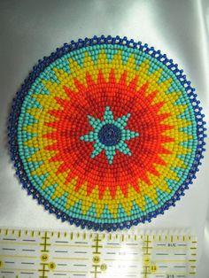 Beadwork patterns