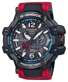 CASIO SIAM สยามคาสิโอ จำหน่าย นาฬิกาข้อมือ - GPW-1000RD-4A