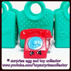Shopkins Season 3 Chatter  #shopkins #shopkinsworld #shopkinsseason3 #shopkinsseries3 #spk #spkfan #shopkinsbasket #shopkins #chatter #retro #retrotelephone #telephone #cute #kawaii #SurpriseEggAndToyCollector #YouTube