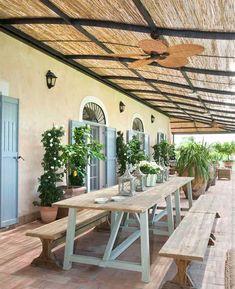 Casale di Charme nell'Agro Romano | Shabby Chic Mania by Grazia Maiolino