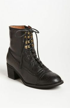 Jeffrey Campbell Mattie Boot available at Nordstrom this one ilikealot...now to find cheaper...!