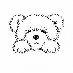 27 christmas teddy bear template PaGi Decoplage – Welcome Embroidery Stitches, Embroidery Patterns, Hand Embroidery, Simple Embroidery, Vintage Embroidery, Teddy Bear Drawing, Teddy Bear Sketch, Teddy Bear Doodle, Teddy Bear Outline