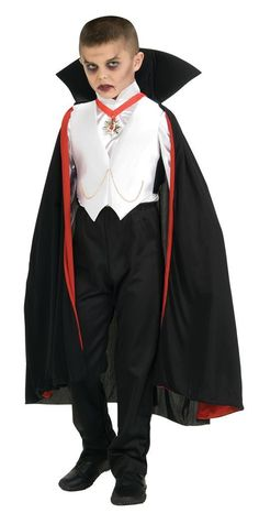 CostumePub.com - Unversal Dracula Child #Halloweencostume