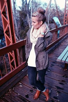 Must Wear fall outfits with boots (44)