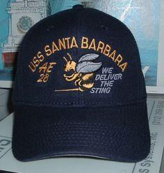USS SANTA BARBARA AE-28