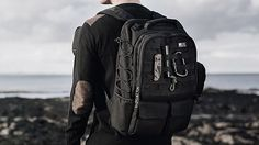 Urban Warrior Knapsacks - The Eshena Tactical City Pack Holds Everything Your Daily Life Requires (GALLERY)