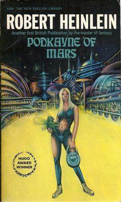 Podkayne of Mars #FictionBooks