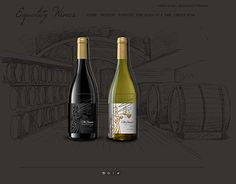 """Check out new work on my @Behance portfolio: """"Wines Website"""" http://be.net/gallery/36632285/Wines-Website"""
