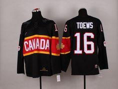 NHL Winter Olympics Canada Hockey Jerseys 27