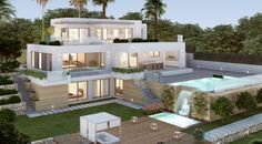 Magnificent 4 Bed Villa For Sale Porticholl, Javea. #ExpensivePropertiesJavea