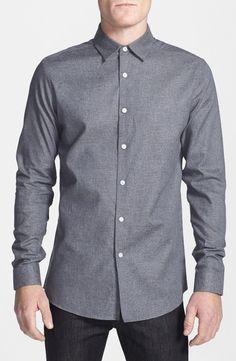 Love the Topman Textured Dress Shirt on Wantering | holiday fashion for guys | mens shirt | menswear | mens style | mens fashion | wantering http://www.wantering.com/mens-clothing-item/topman-textured-dress-shirt/afQJO/