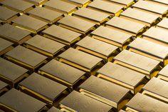 Gold bar soap on Packaging Design Served
