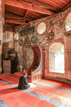 Oh Beautiful Istanbul - Antonia Mecca Wallpaper, Quran Wallpaper, Islamic Wallpaper, Turkish Architecture, Mosque Architecture, Alhamdulillah, Mecca Masjid, Ancient Egyptian Tombs, Muslim Images