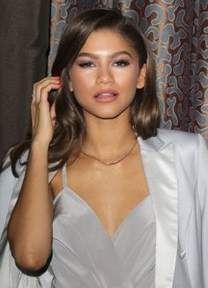 Zendaya at the ACLU SoCal 2015 Bill Of Rights Dinner in Beverly Hills 11/8/15