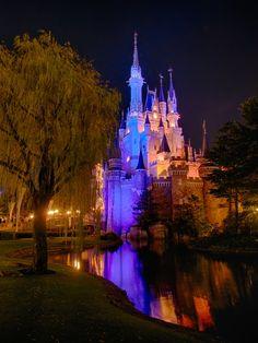 Cinderella Castle, Tokyo Disneyland