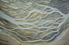 Así se fotografiaron los espectaculares paisajes fractales de 'La isla mínima' | Verne EL PAÍS