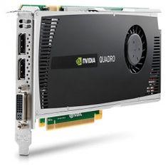 Tarjeta gráfica HP nVidia Quadro 4000 de 2,0 GB