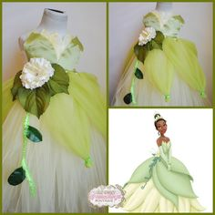 Hey, I found this really awesome Etsy listing at https://www.etsy.com/listing/201549160/princess-tiana-frog-queen-inspired-tutu